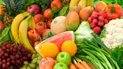 contoh bahan pangan nabati