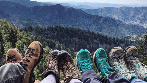 Tips Memilih Sepatu Gunung