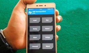 Cara Pasang TWRP Redmi Note 3 Pro Tanpa UBL